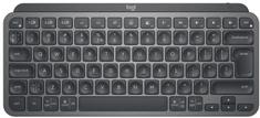 Logitech MX Keys Mini, US, grafitová (920-010498)