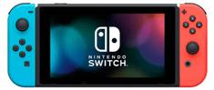 Nintendo Switch – OLED, červená/modrá (NSH007)