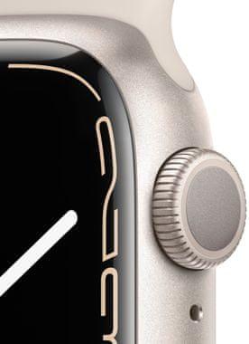 Chytré hodinky Apple Watch Series 6 Cellular tísňové volání detekce pohybu a automatické přivolání pomoci