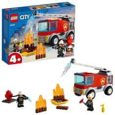 LEGO City 60280 Vatrogasno vozilo s ljestvama