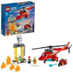 LEGO City 60281 Vatrogasno-spasilački helikopter