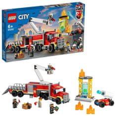 LEGO City 60282 Vatrogasna zapovjedna jedinica