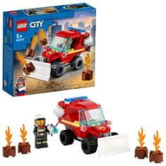 LEGO City 60279 Specijalno vatrogasno vozilo