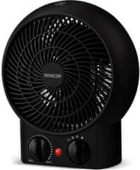SENCOR termowentylator SFH 7021BK