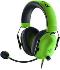 Razer Blackshark V2 X, zelená (RZ04-03240600-R3M1)