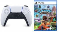 Sony PlayStation 5 Dual Sense + Sackboy A Big Adventure!