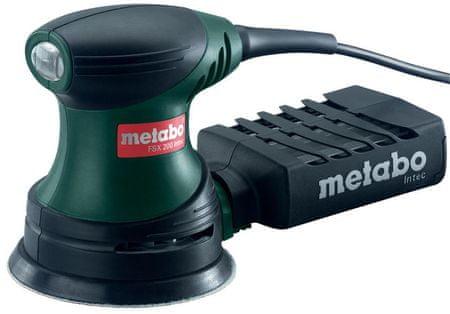 Metabo ekscentrični brusilnik FSX 200 Intec