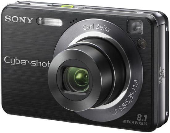 Sony CyberShot DSC-W130 Black