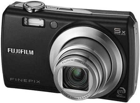 FujiFilm FinePix F100fd Black
