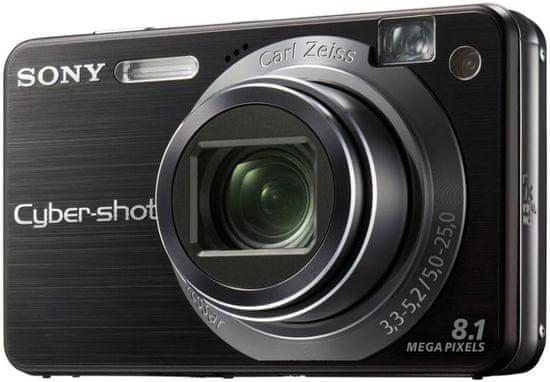 Sony CyberShot DSC-W150 Black